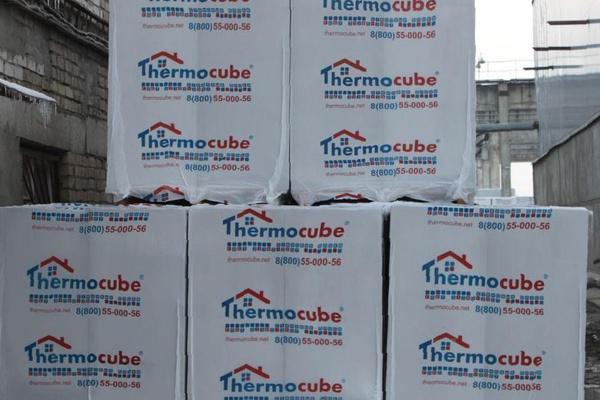 газоблок термокуб отзывы